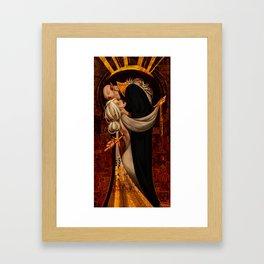 Halam'shivanas Framed Art Print