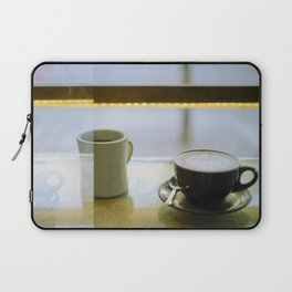 thinking cup Laptop Sleeve