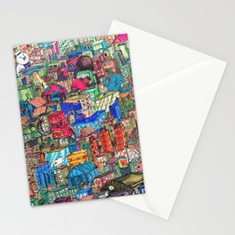 metrocity Stationery Cards