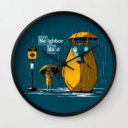 Neighbor Bad Wall Clock