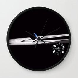 Interstellar - Planet No.2 Wall Clock