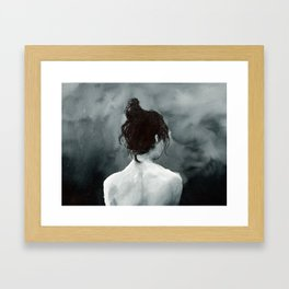 Body Framed Art Print