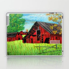 Old Farm 2 Laptop & iPad Skin