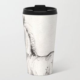 Prancing foal Travel Mug
