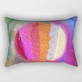 Abstract Mandala 218 Rectangular Pillow