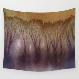 Woodland Spirits Wall Tapestry