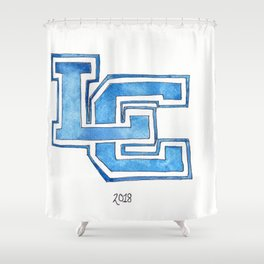 Lexington Catholic, Class of 2018, Kentucky Shower Curtain