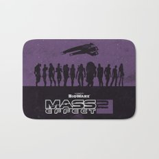 Mass Effect 2 Bath Mat