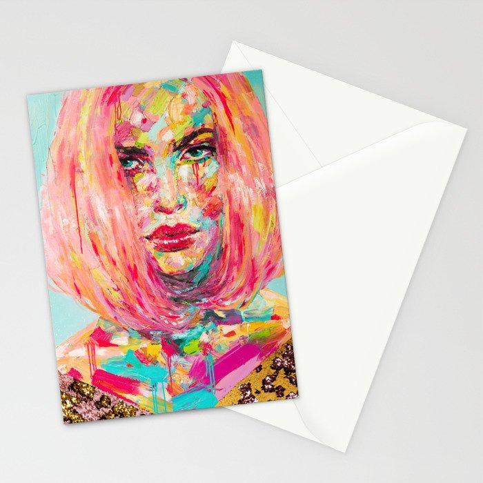 Christy Stationery Cards