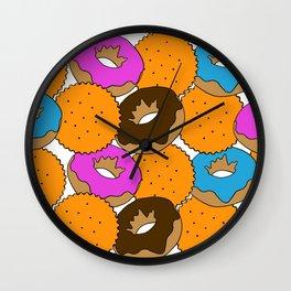 Many calories Wall Clock