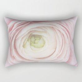 Anemone Flower in LOVE Rectangular Pillow