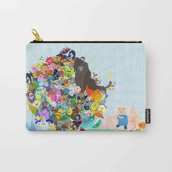 Adventure Time - Land of Ooo Katamari Carry-All Pouch