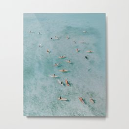 float xvi Metal Print