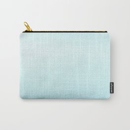 Dreamy Mountain Range | Serene Calm Turquoise Blue Aqua Ombre Daydream Sunset California Hills Carry-All Pouch