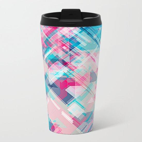 Splinter Metal Travel Mug
