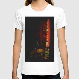 Late Night Park - New York City T-shirt