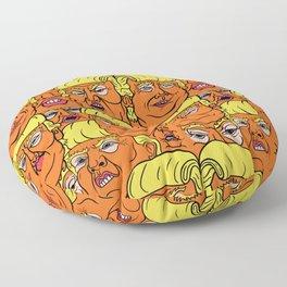 Trump Nightmare Pattern Floor Pillow