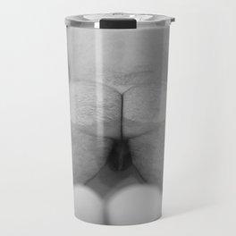 Man in Bathtub Travel Mug