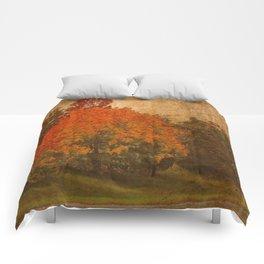 Shorter Days Comforters
