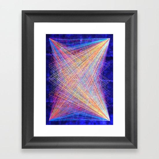 Veer Framed Art Print