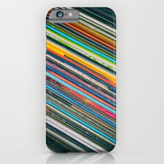 For The Love of Vinyl Slim Case iPhone 6s
