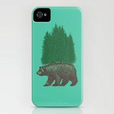 Nature Walk iPhone (4, 4s) Slim Case