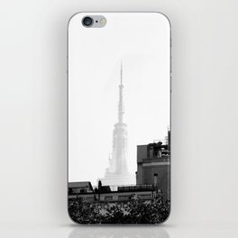 Spire of the Empire NYC iPhone Skin