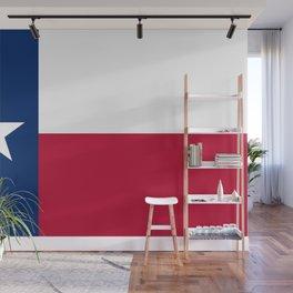 Texas Flag Wall Mural