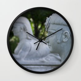 look Wall Clock