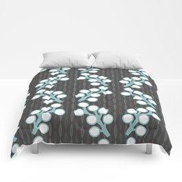 Juniper Berry (Fog) Comforters
