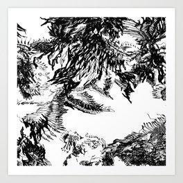 Polk Art Print