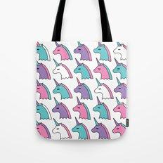 candy unicorns Tote Bag
