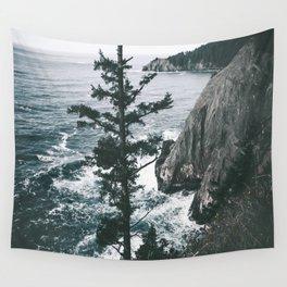 Oregon Coast VII Wall Tapestry