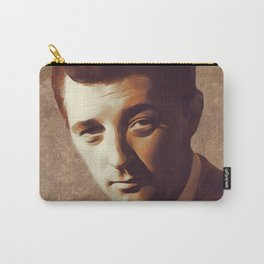 Robert Mitchum, Hollywood Legend Carry-All Pouch