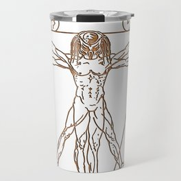 Predruvian Dark Travel Mug