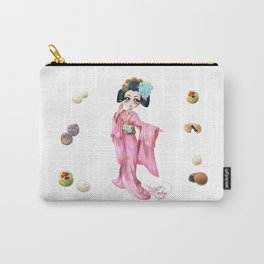 Wagashi pure Carry-All Pouch