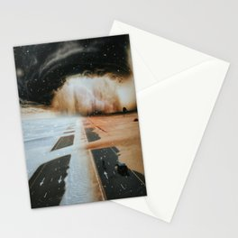 Extreme weather in Dubai by GEN Z Stationery Cards