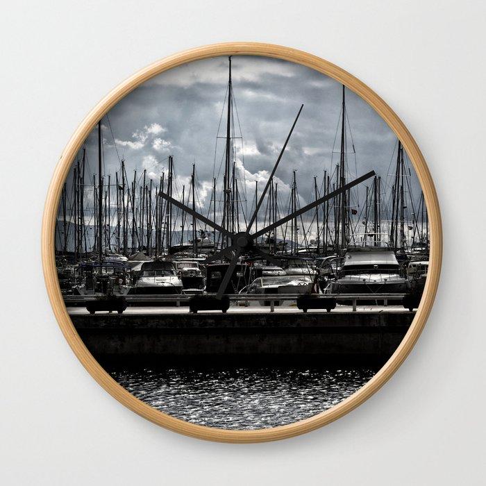 bodrum d-marin Wall Clock