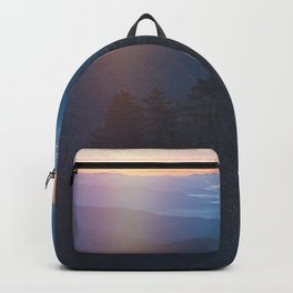 Sunrise in Smoky Mountains National Park Backpack