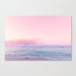 tropico ver.pink Canvas Print