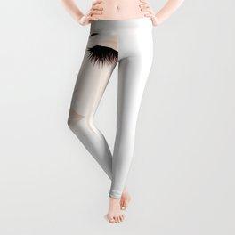 Rose Gold Girl Leggings