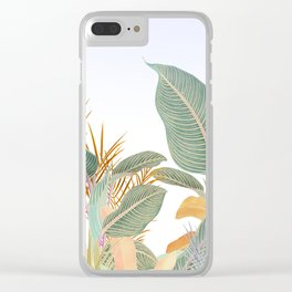 Native Jungle Clear iPhone Case