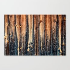 Woood Canvas Print