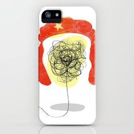 Doodle Revolution! iPhone Case
