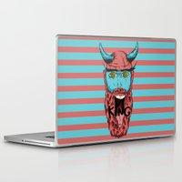 viking Laptop & iPad Skins featuring Viking by Thekrls