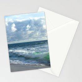 Sea Green Stationery Cards