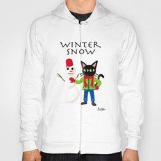 Winter Snow Hoody