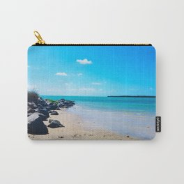 Seashore Serenity Carry-All Pouch