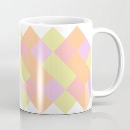 A summer wedding with triangles Coffee Mug