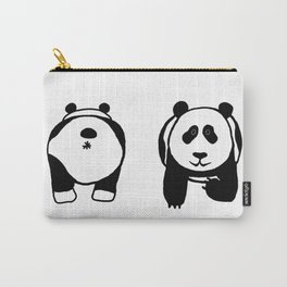Panda booty Carry-All Pouch